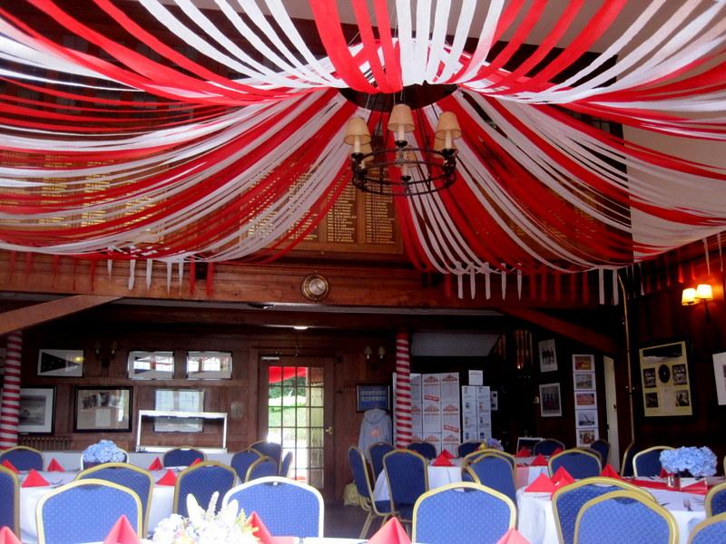 Circus - ceiling