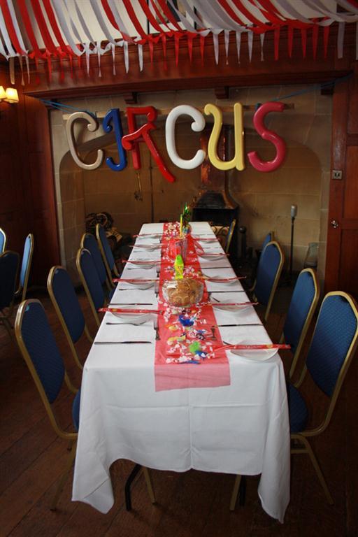 Circus - hall