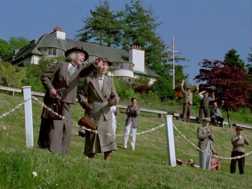 Filming Poirot