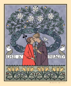 Use and beauty by Voysey
